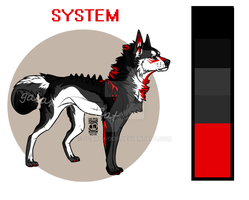 System ref by ScaryWoof
