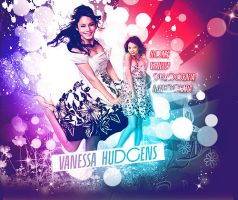 Layout Vanessa Hudgens by andzia89