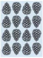 pine cones by YCSarah