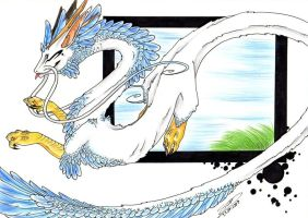 .::Chinese Dragon::. by Shadow-of-Destiny