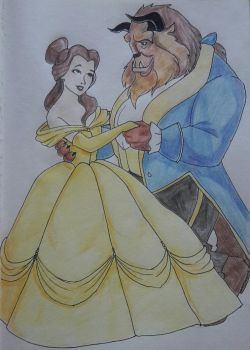 Tale as old as time by sjonas15