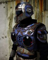 Gears of War Anthony Carmine Cosplay (7) by Halberd1066
