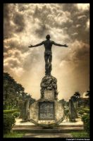 Oblation by andrewapuya
