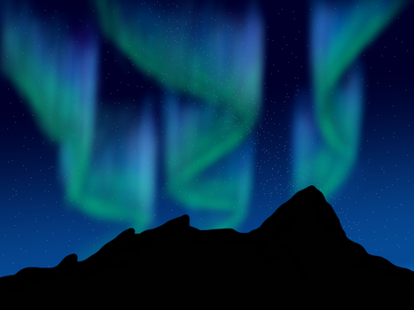 Northern Lights by ItsGehrke