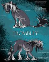 Trombley ref sheet by Zaleho