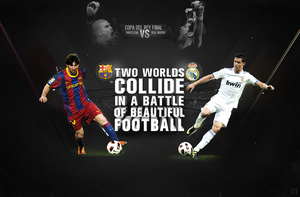 El Clasico Copa del Rey Final by dylzz