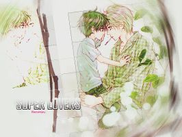 SUPER LOVERS - RenxHaru by CrazyAdicctionForYou