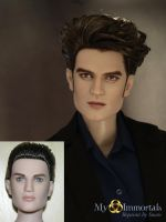 Twilight Edward Cullen by my-immortals