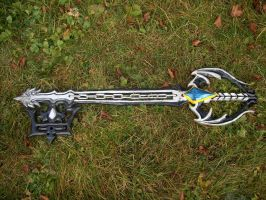 Oblivion Keyblade _XIII_ by oOBubbley