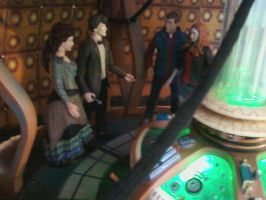 Doctor Who - The Doctors Wife Scene Recreation 1 by DoctorWhoOne