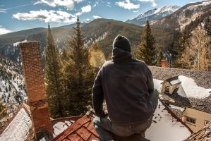 Rocky Mountain Rooftopp'n by 5isalive