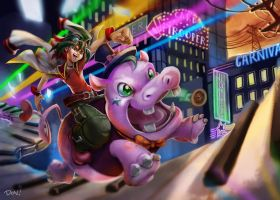 Performapal Hip Hippo by Donffy