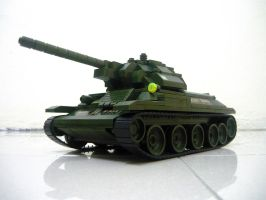 T-34 Russian WWII Medium Tank 5 by SOS101