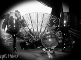 Elegant Table 001 by EpiXVisiOnZ