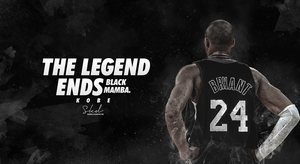Black Mamba: The Legend Ends Wallpaper by SkdWorld