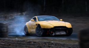 Missile V8 Vantage by The--Kyza