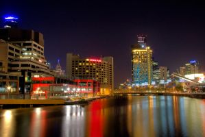 South Wharf by viclei