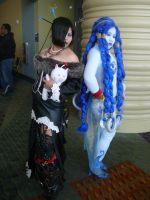 Megacon '08- FFX Characters by TechnicolorThinking