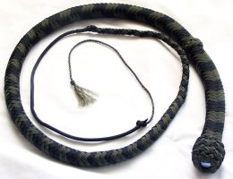 Olive Drab and Black snake by Squidfuchuan