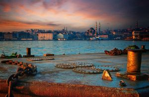istanbul morning by globalunion