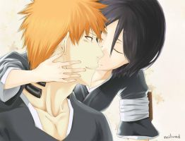 IchiRuki : One step from love by Neilund