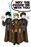 May the Fourth be with you: 2014 by xCheckmate
