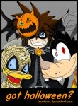 Headed to Halloween Town by ToonTwins