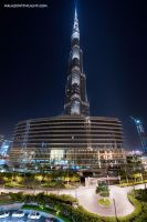 Mighty Burj by VerticalDubai