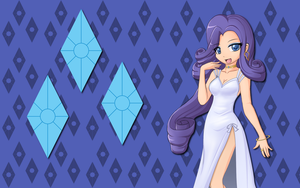 Human Rarity WP by AliceHumanSacrifice0