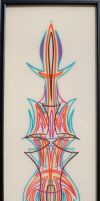 Pinstriping design by HotRodJen