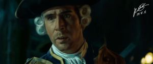 Portrait - James Norrington by KimiSz