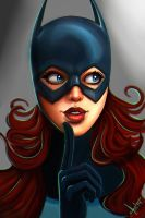 Bat Girl by victter-le-fou