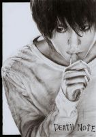 L Death Note Movie 1 by Law3208