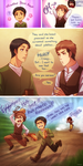 +SnK: Random JeanMarco things+ by kuraudia