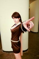 Mia Fey - Phoenix Wright by Elanor-Elwyn