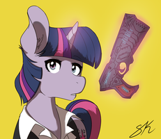 Twilight the Inspector by shadowkixx