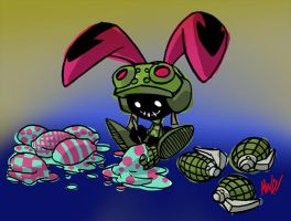 Bippi Easter by AndrewDickman