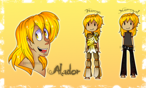 Alador .:Bio:. OUDATED by TwistedDisaster