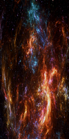 ICE/FIRE Nebula [Custom Box Background] by darkdissolution
