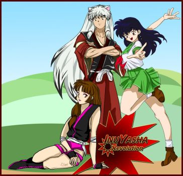 Inuyasha Revolution - compil by blops