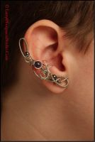 Earcuff by BalthasarCraft 4 by ChaosFay