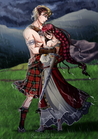Highlander of my Heart by SweetLittleVampire