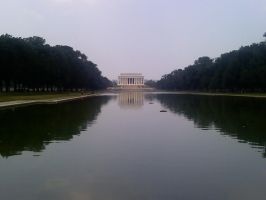 Lincoln Memorial by redmustang03