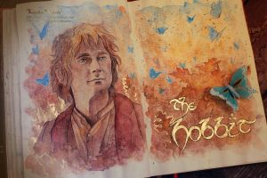 The Hobbit by Kinko-White