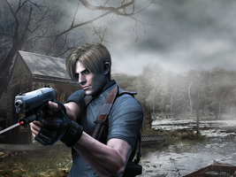 Leon Kennedy (3) by AuraIan