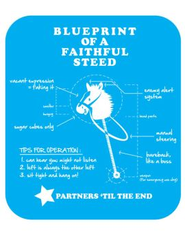 Blueprint of a Faithful Steed by Sequana