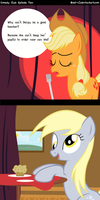 Comedy Club Episode Two by Noah-x3