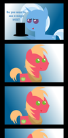 Comic: Magic Trick? by PaulySentry