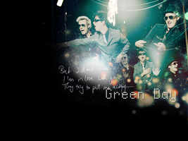Green Day wallpaper by Green-Romance