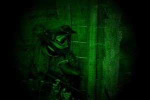 Night Paintball by M-M-X